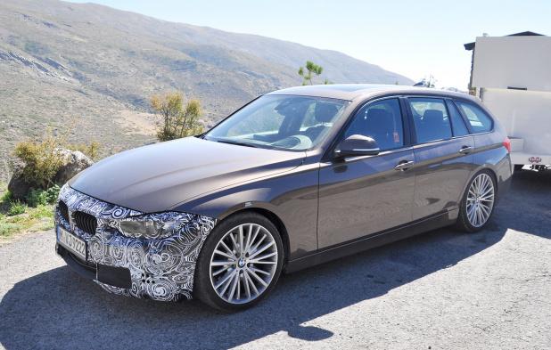 BMW 3 fl 5