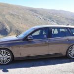 新型BMW3シリーズ セダン/ツーリングをダブルスクープ! - BMW 3 fl 7