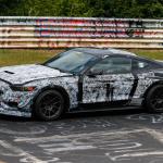 フォード新型「シェルビィGT500」がニュル初見参! - Ford Mustang SVT 003