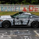 フォード新型「シェルビィGT500」がニュル初見参! - Ford Mustang SVT 004