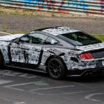フォード新型「シェルビィGT500」がニュル初見参! - Ford Mustang SVT 005