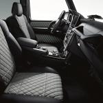 メルセデス・ベンツGクラス 35周年記念の特別仕様車2モデル - G63AMG_interior9_9