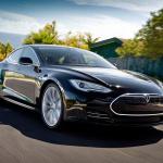 テスラが高級EV「モデルS」の中国導入で無料充電網を展開 - Tesla_Model_S