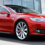 テスラ「モデルS」が納車開始! 日本の道路を走り出した - Tesla_Model_S