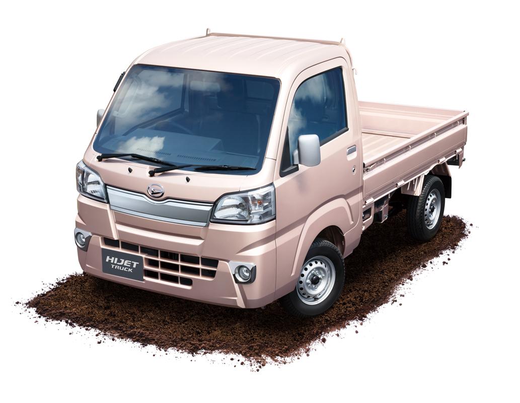 新型ハイゼット・トラックがターゲットとする『農業女子 ...