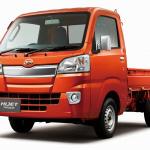 新型ハイゼット・トラックがターゲットとする『農業女子』って? - hijet_truck_140902115