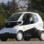 ホンダも超小型EVでワンウェイ型カーシェアリングの社会実験をさいたま市で実施 - honda_01