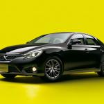 トヨタ「マークX」を一部改良、イエローが鮮やかな特別仕様車を設定 - marx1409_06