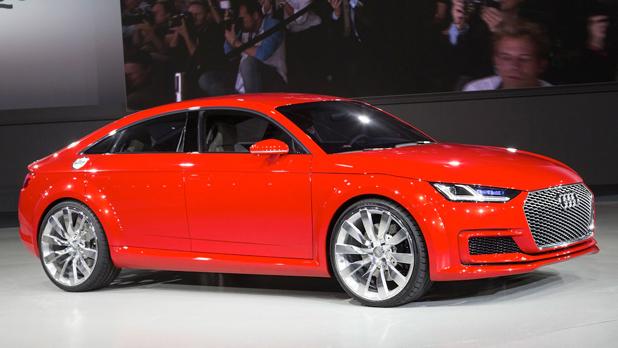 アウディTT Sportback conceptがパリモーターショーでデビュー!