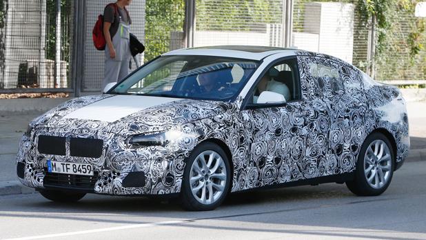 スクープ!BMWが1シリーズにFFモデル投入へ!
