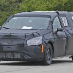 ミニバンでプラグイン・ハイブリッド採用! クライスラーが開発 - ChryslerMiniVan 1
