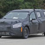 ミニバンでプラグイン・ハイブリッド採用! クライスラーが開発 - ChryslerMiniVan 2
