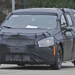 ミニバンでプラグイン・ハイブリッド採用! クライスラーが開発 - ChryslerMiniVan 5