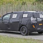 ミニバンでプラグイン・ハイブリッド採用! クライスラーが開発 - ChryslerMiniVan 6