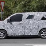トヨタ・プロエースのシトロエン版新型モデルをスクープ! - Citroen Jumpy 6