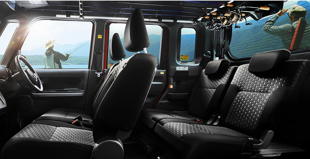 「ダイハツが新ジャンルの軽SUV発売を11月と予告!」の5枚目の画像