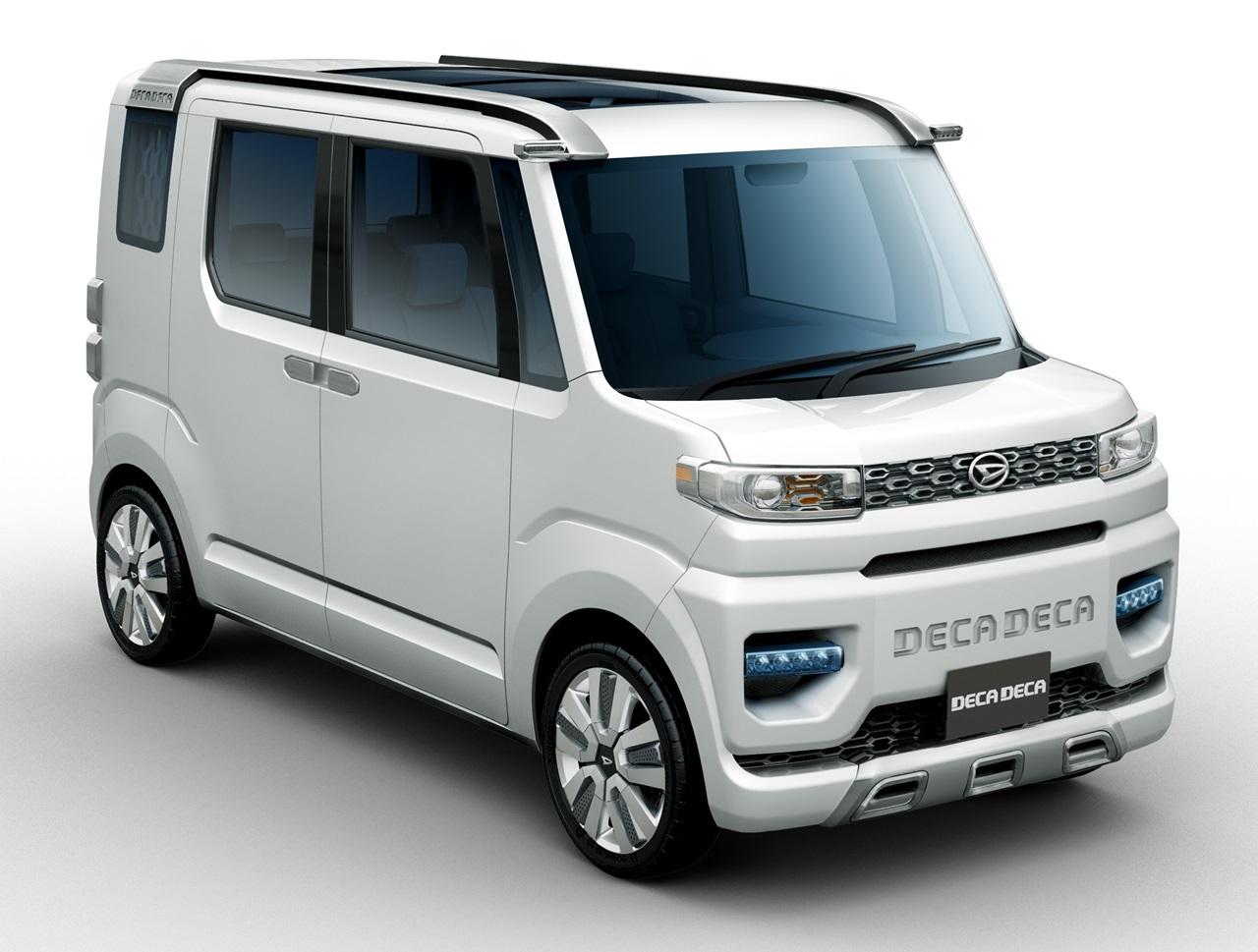 「ダイハツが新ジャンルの軽SUV発売を11月と予告!」の1枚目の画像
