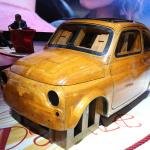 ステンレスと木製のフィアット500! これはなに?【パリモーターショー2014】 - Fiat500X_3