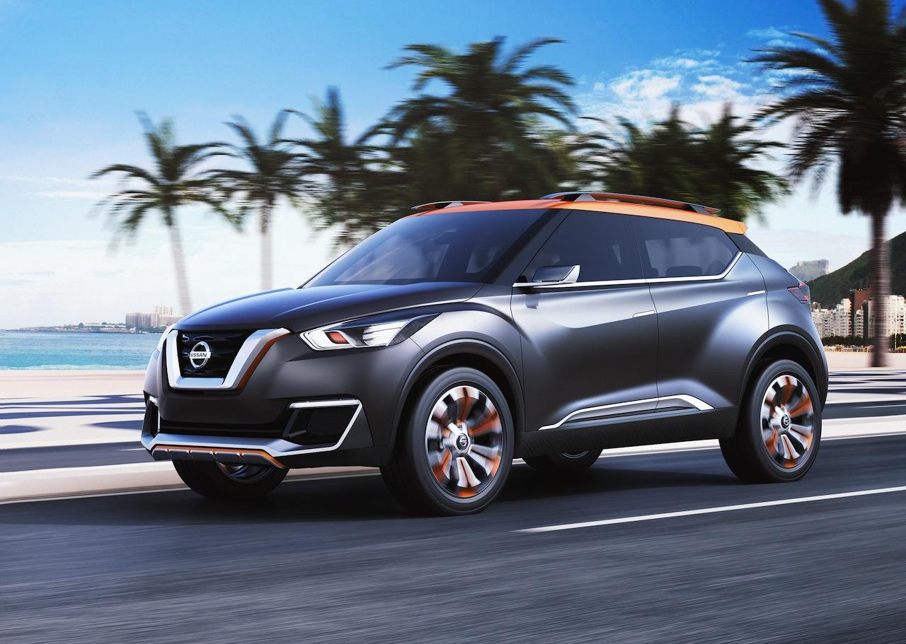 日産の新コンセプトカー「Kicks Concept」が日本でも発売される可能性アリ!? | clicccar.com ...