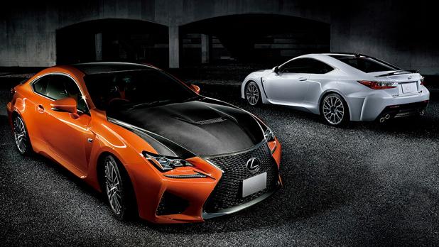 レクサス「RC」「RC F」発売! 「RC」は価格565万円から「RC F」は953万円から