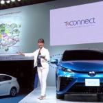 トヨタが新テレマティクスサービス「T-Connect」を披露! - T-Connect