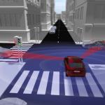 出会い頭の事故ゼロへ!? 360度ビューをボルボが開発 - 360°-view technology key to Volvo Cars' goal of no fatal accidents by 2020