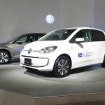 フォルクスワーゲン電気自動車e-up!の価格366万9000円と発表! ゴルフEVも導入 - VW_e-UP_e-GOLF01