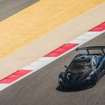 「McLarenP1 GTR」のインテリアと専用プログラムを公開 - McLaren P1 GTR Hot Weather Test Bahrain Sept 2014