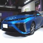 COTYで特別賞受賞のトヨタFCV(燃料電池車)、発売目前で気になる2つの疑問 - sp_141008ceatec_toyota_01