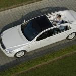 新生「メルセデス・マイバッハ」のワールドプレミア予告 - Maybach Landaulet W 240 2007