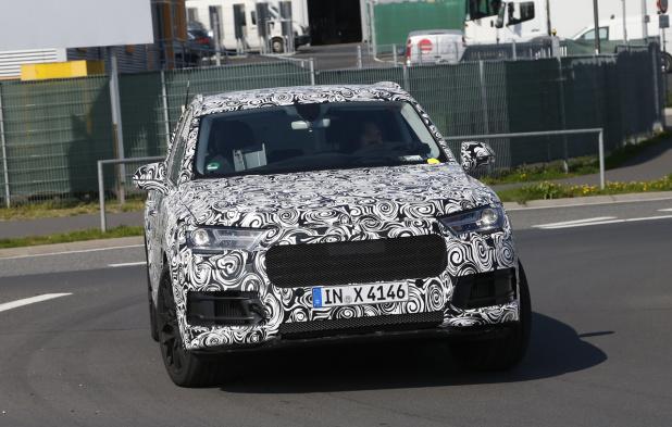Audi Q7 Hybrid 1