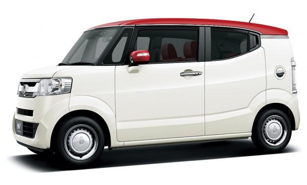 ホンダの新型軽自動車「N-BOX SLASH(スラッシュ)」を先行公開 ...