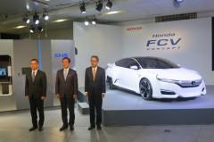 Honda FCV_26