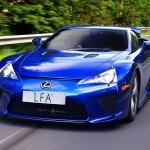 トヨタがFCV「MIRAI」の心臓部にカーボン繊維を採用! - Lexus_LFA