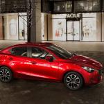 デミオのセダン版もかなりスポーティ!「Mazda2」セダンが世界デビュー - Mazda2_02