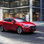 デミオのセダン版もかなりスポーティ!「Mazda2」セダンが世界デビュー - Mazda2_04