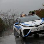 トヨタFCVをモリゾウこと豊田章男社長が公道をドライブ - SHINSHIRO_MIRAI_3