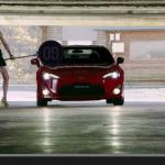 立体駐車場で86が団体ドリフト!? この弾けっぷりでなんとトヨタ公式映像【動画】 - TOYOTA-01