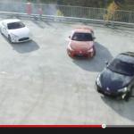 立体駐車場で86が団体ドリフト!? この弾けっぷりでなんとトヨタ公式映像【動画】 - TOYOTA-07