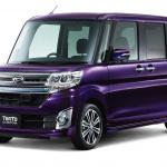 2014年10月のハイブリッドVS.軽自動車の販売合戦を制したのはアクア - tanto_custom_131003001