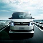 2014年10月のハイブリッドVS.軽自動車の販売合戦を制したのはアクア - voxy1401_05