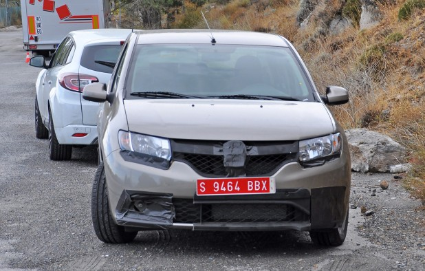 Dacia Logan fl 1