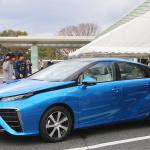 トヨタ「MIRAI」市販開始で簡易水素供給装置が登場! - TOYOTA_MIRAI