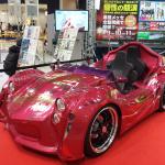 買い物ついでにチューニングカー…イオン店内でもオートサロン【東京オートサロン2015】 - 20150111_155653