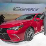 トヨタが2014年世界販売1,023万台で3年連続首位を堅持! - TOYOTA_CAMRY
