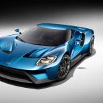 【デトロイトショー2015】新型フォードGTはカーボンボディのスーパーカー【動画】 - All-NewFordGT_01_HR
