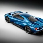 【デトロイトショー2015】新型フォードGTはカーボンボディのスーパーカー【動画】 - All-NewFordGT_02_HR