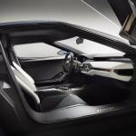 【デトロイトショー2015】新型フォードGTはカーボンボディのスーパーカー【動画】 - All-NewFordGT_11_HR