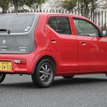 アルト エコと統合された新型スズキ・アルトは燃費も大きな魅力 - Alto_049