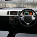 アルト エコと統合された新型スズキ・アルトは燃費も大きな魅力 - Alto_058